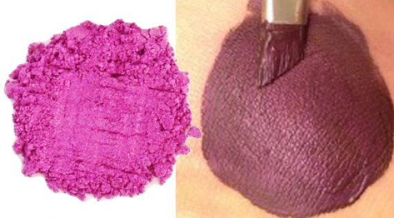 Hot Pink Summer Eye Shadow Mineral Makeup Tutorial