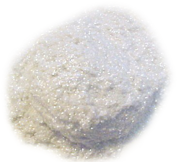 Bulk Body Shimmer Pure White #06