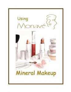 Monave Mineral Makeup Book
