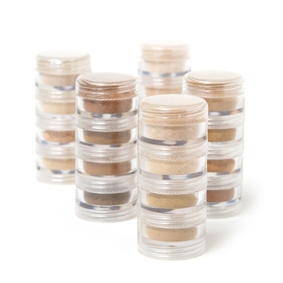 Mineral Powder Sampler Sets