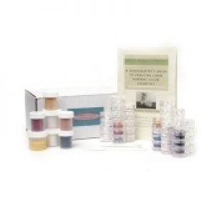 Loose Mineral Color Cosmetic Kits