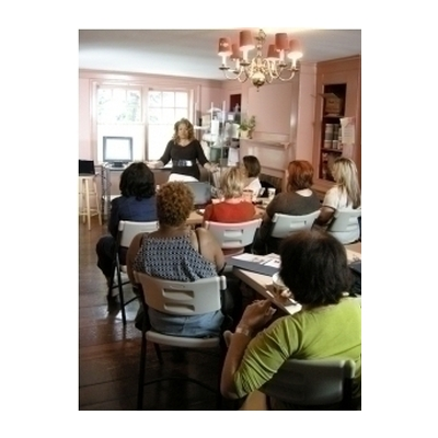 Mineral Makeup Crafting Classes 2014