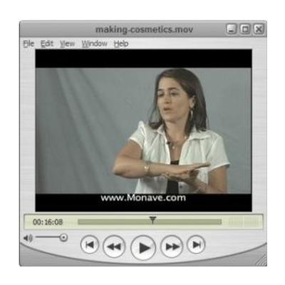 Making Cosmetics Videos