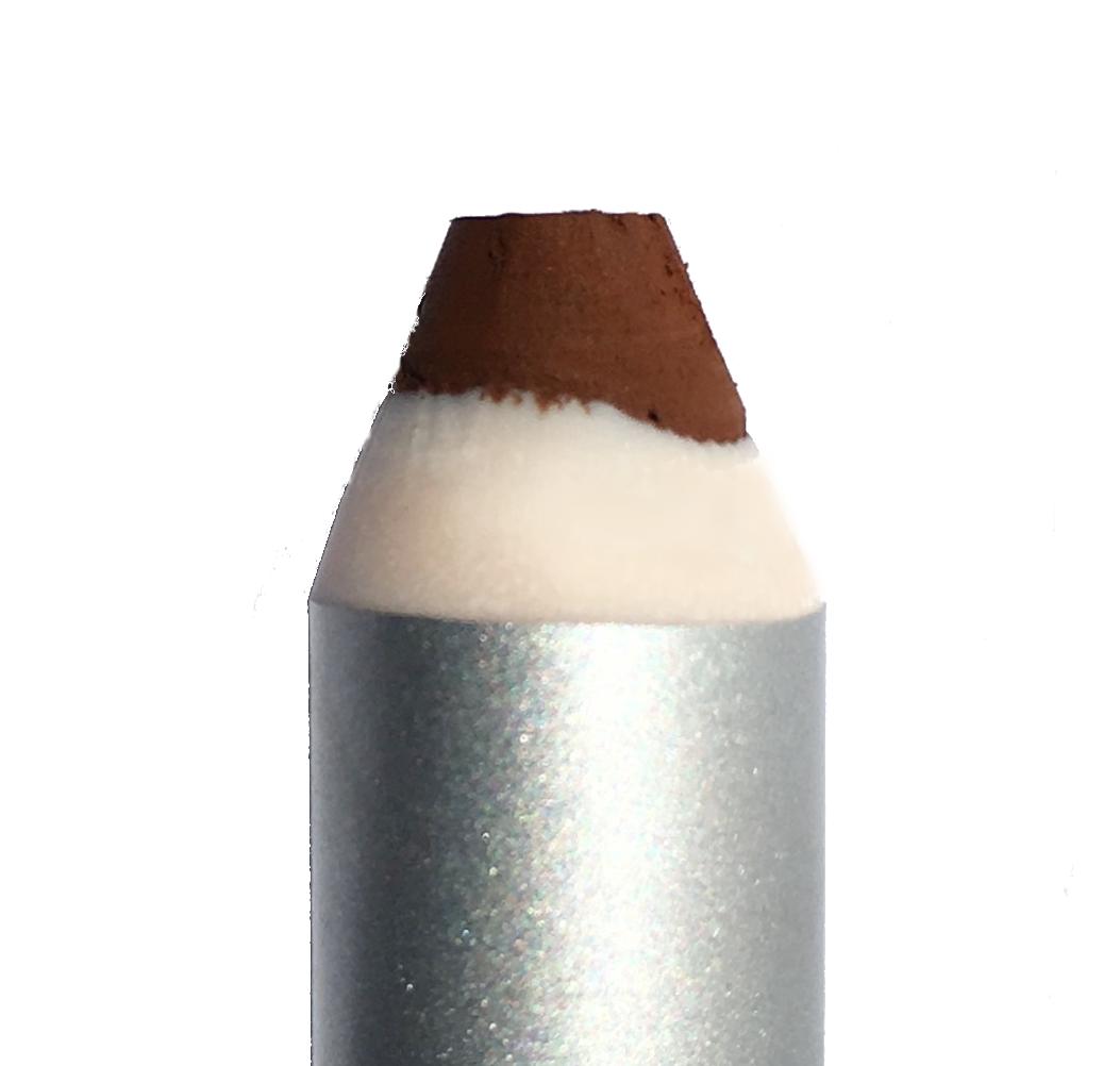 Chestnut (Dark Warm) Contour Crayon