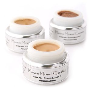 Potted Cream Concealers