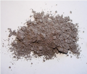Metallic Grey Eye Powder GS
