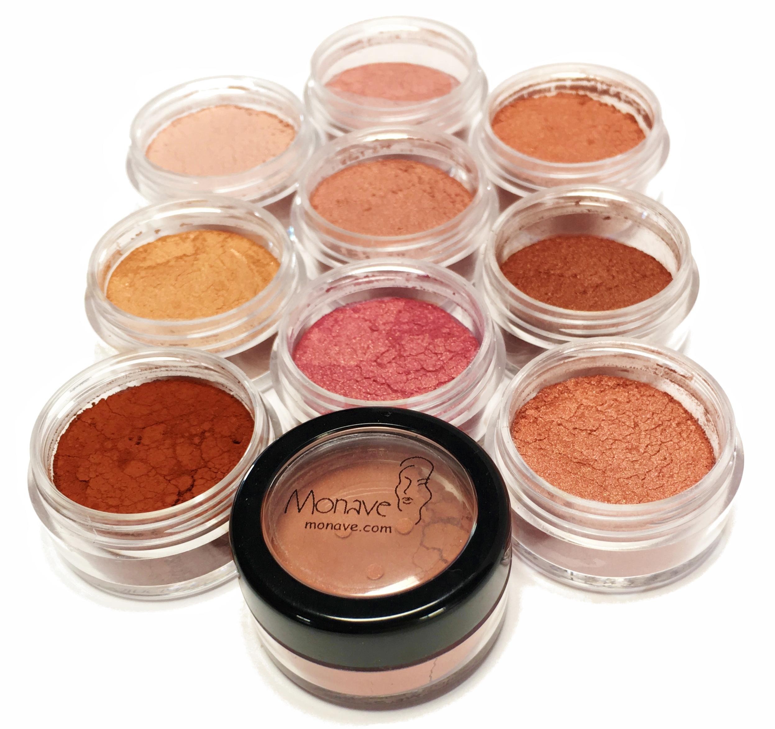 Mineral Blush Set