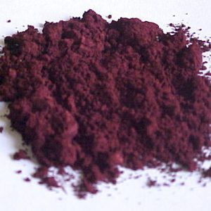 Maroon Iron Oxide