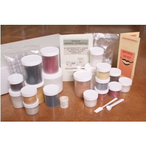 Professional Color Cosmetic Kit