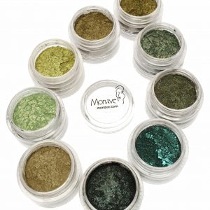 Green Versatile Powder Pack