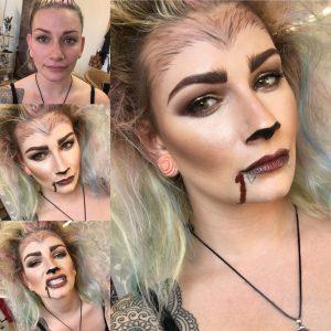 Werewolf Makeup Set