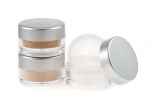 10 – Gram Platinum Powder Jars w/Closable Sifter